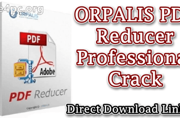 ORPALIS PDF Reducer Professional Crack