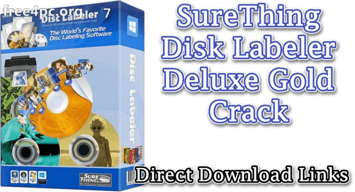 SureThing Disk Labeler Deluxe Gold Crack
