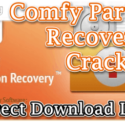 Comfy Partition Recovery Crack