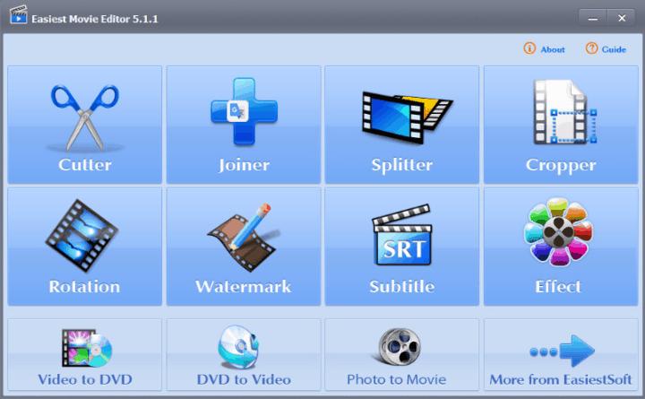EasiestSoft Movie Editor Crack