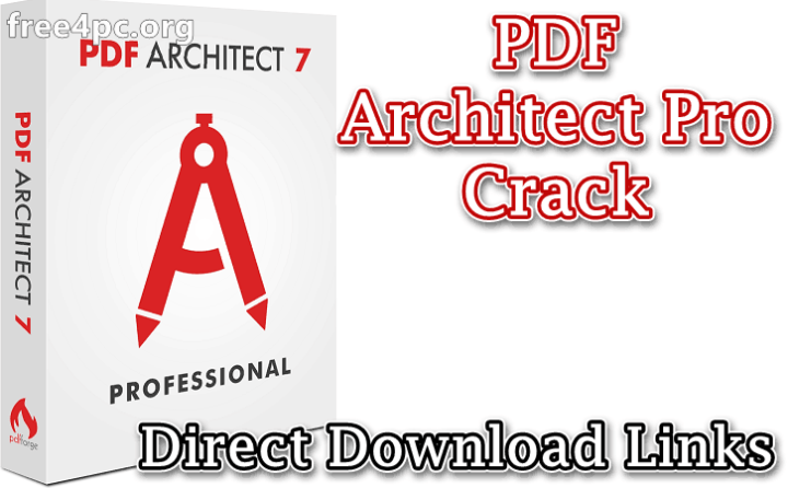 PDF Architect Pro Crack
