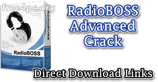 RadioBOSS Advanced Crack