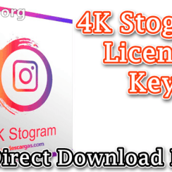 4K Stogram License Key