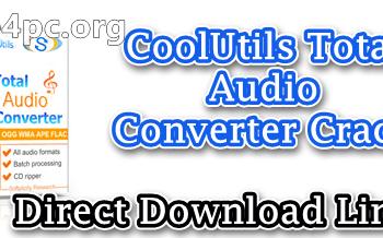 CoolUtils Total Audio Converter Crack