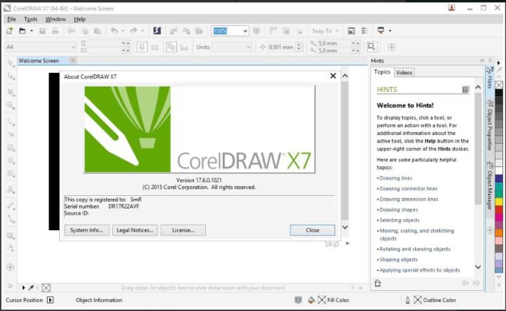 Download Corel Draw X7 Full Version