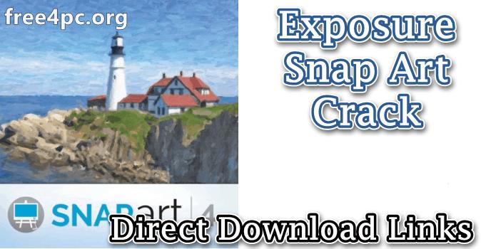 Exposure Snap Art Crack