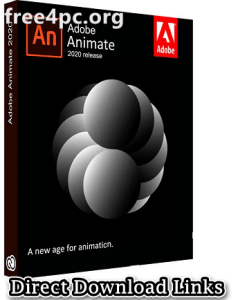 Adobe Animate 2020 Crack