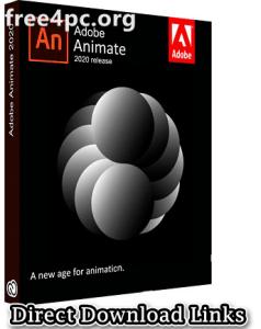 Adobe Animate 2020 Crack
