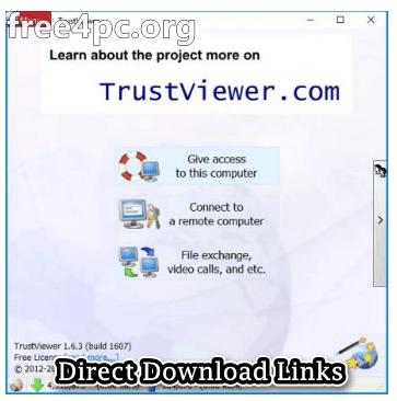 TrustViewer Full Version