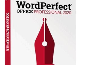 Corel WordPerfect Office Professional 2020 Crack