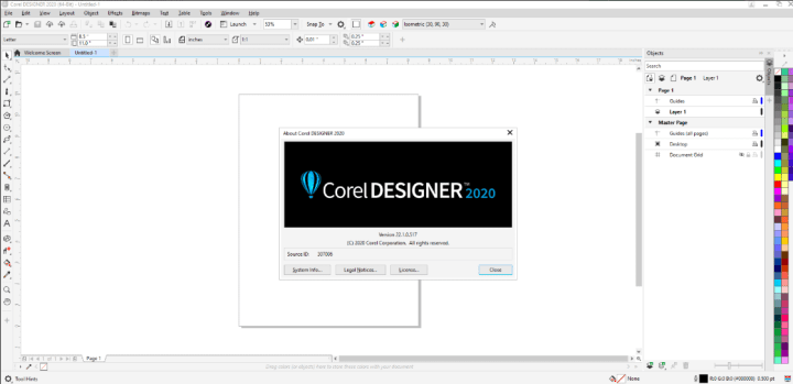 CorelDRAW Technical Suite 2020 Keygen