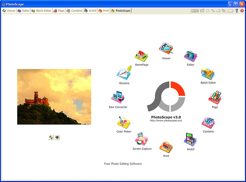 Photoscape 超優免費相片編輯軟體