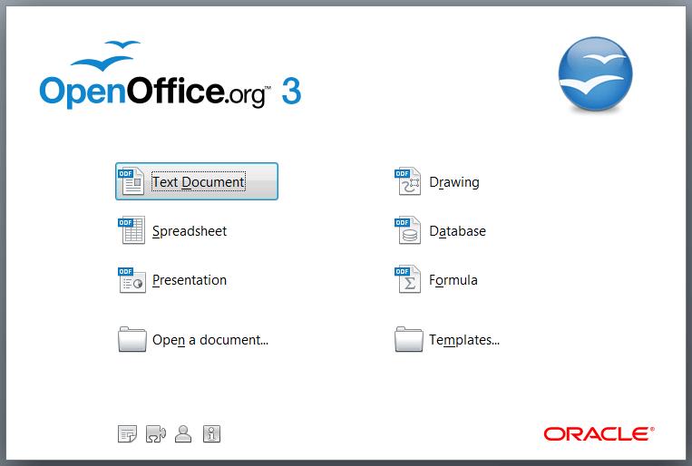 OpenOffice 免安裝中文版 免費辦公室套裝軟體解決方案