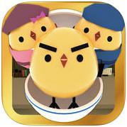 疊小雞手機遊戲app - MORE!PIYOMORI小雞疊疊樂