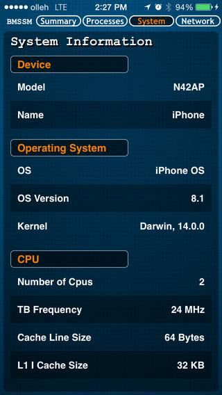 iPhone 6S CPU 查詢測試方式 – 台積電或三星立刻鑑定