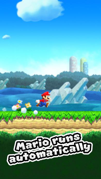 SUPER MARIO RUN iOS 下載 – 任天堂跨界最新超級瑪利歐酷跑手機遊戲