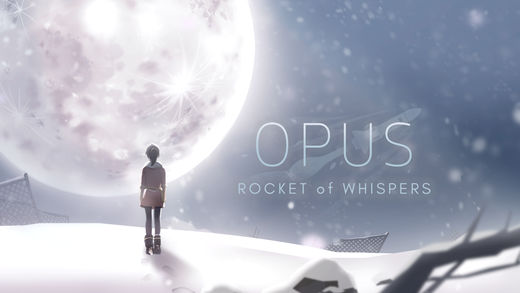 OPUS 靈魂之橋 台灣製作的超高水準科幻手機遊戲