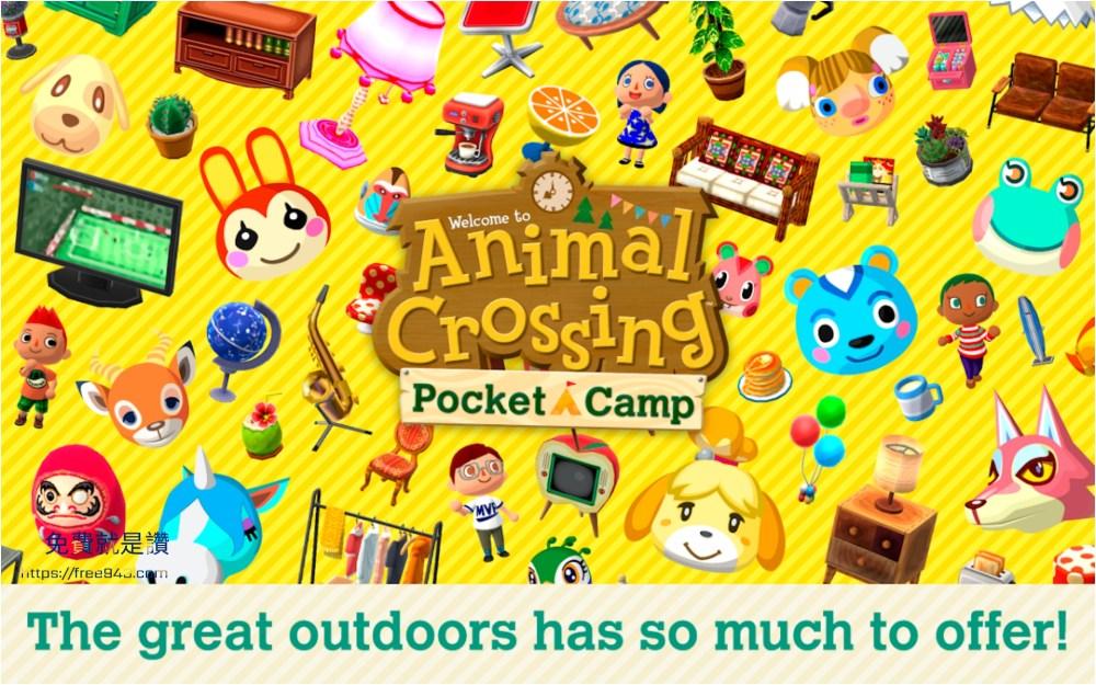 動森手機版下載 Animal Crossing: Pocket Camp 沒有 Switch 也能爽玩一波