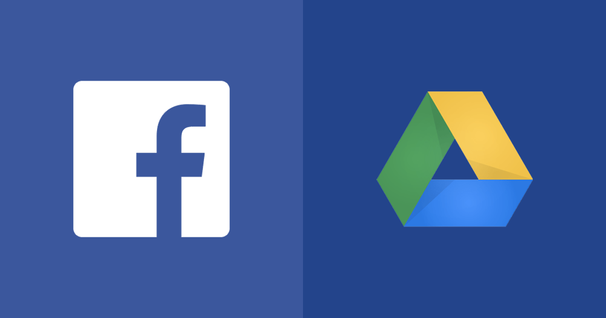facebook 照片備份到 Google Drive 功能使用教學
