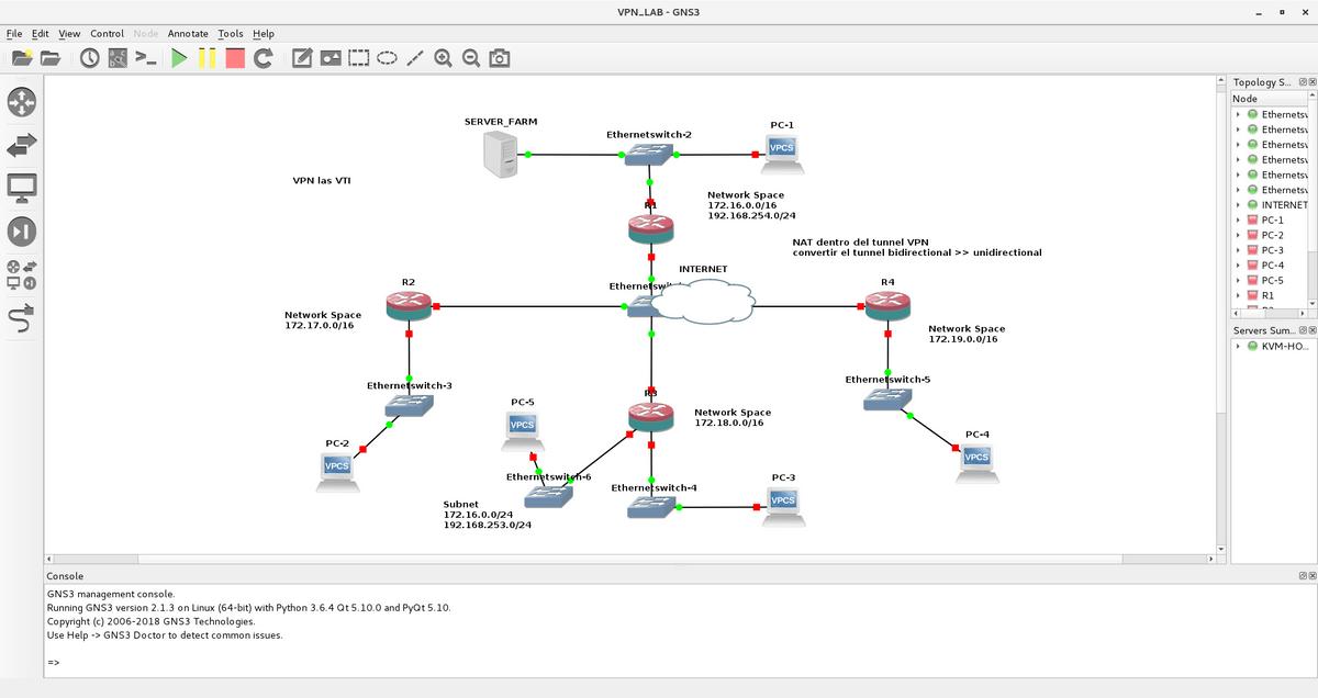 Cisco模擬器 GNS3 網管人員練習架設網路、模擬考試必備神器