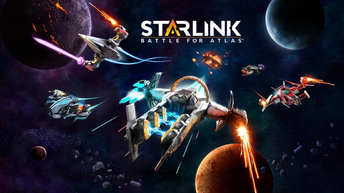 [限時免費遊戲]Ubisoft 送遊戲又來啦, 銀河聯軍:阿特拉斯之戰 (Starlink: Battle for Atlas)