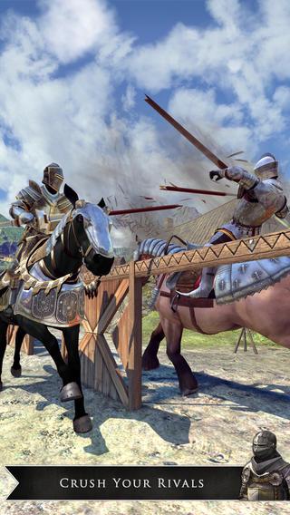 Rival Knights 決鬥騎士 – 化身中古世紀的騎士用長矛一決高下