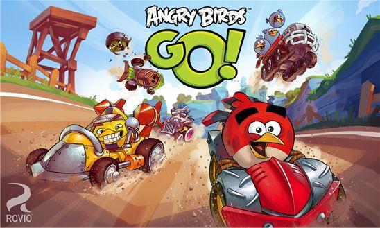 憤怒鳥賽車版 Angry Birds Go 下載