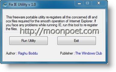 首頁被綁如何處理 Fix IE Utility 瀏覽器修復工具
