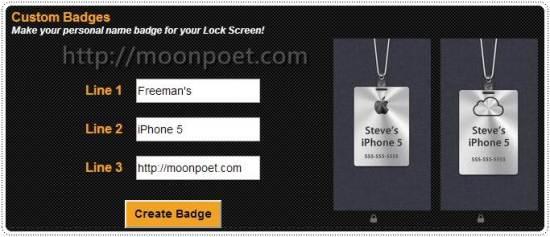 iphone 5桌布圖片下載 也可以自已DIY哦
