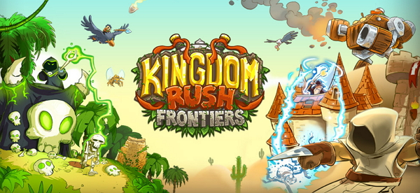 [限時免費]Kingdom Rush Frontiers 下載 – 手機最強塔防遊戲免費索取