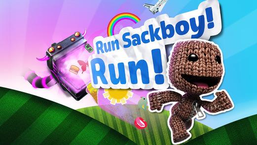 小小大星球手機版跑酷遊戲 – Run, Sackboy, Run!
