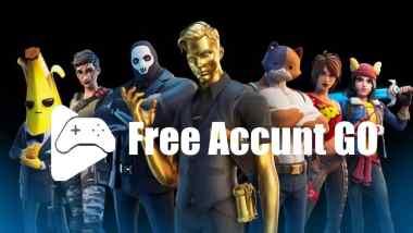 free fortnite account generator