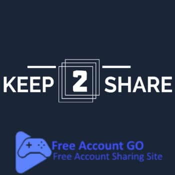 free keep2share accounts and pass with premium