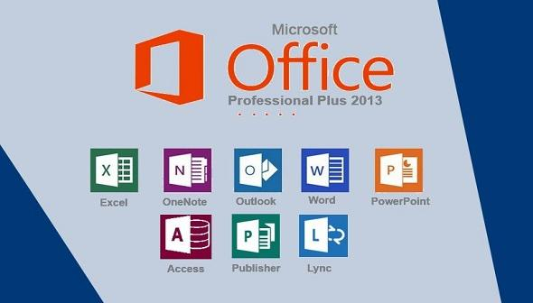 Microsoft Office Pro Plus 2013 Crack + Product Key Free Download