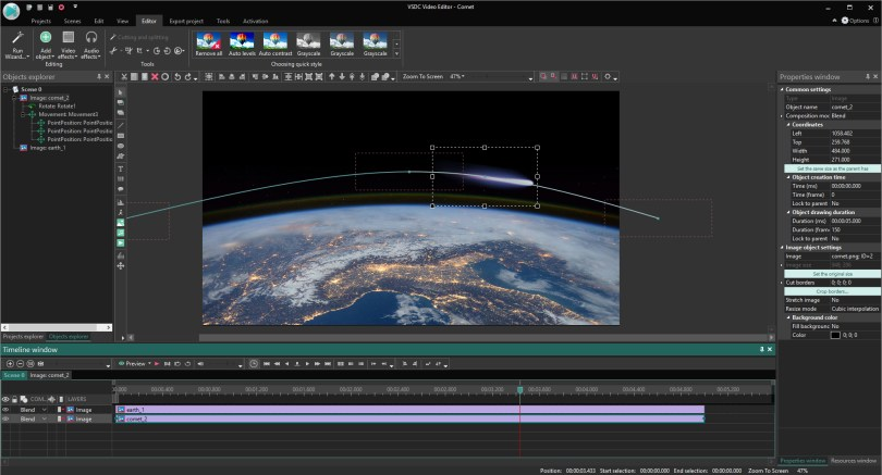 VSDC Video Editor Pro Crack v6.6.5 With License Key Free Download 2021 [ Latest ]