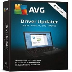 AVG Driver Updater Crack + Serial Key 2021 Download [ LATEST ]