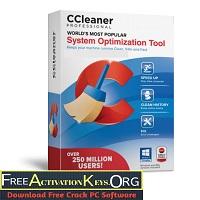 CCleaner Professional Plus v5.76 Crack + Torrent & License Key 2021 Free Download
