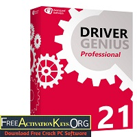 Driver Genius Pro 21 Crack With Activation Key 2021 Free Download [ Latest ]
