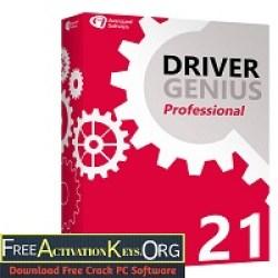 Driver Genius Pro 21.0.0.130 Crack Plus License Code Full Patch Download