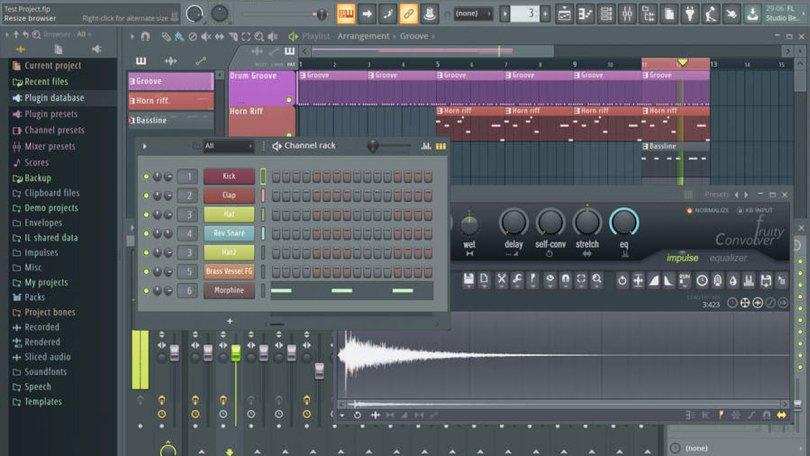 FL Studio 20.1.2.887 Crack Plus Keygen Free Download  2021 [ LATEST ]