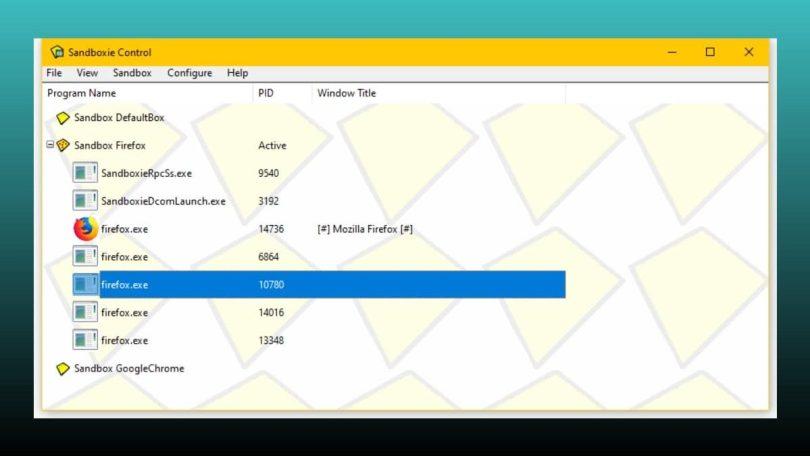 Sandboxie 5.50.1 Crack + License Key 2021 Download [ 32-bit & 64-bit ]