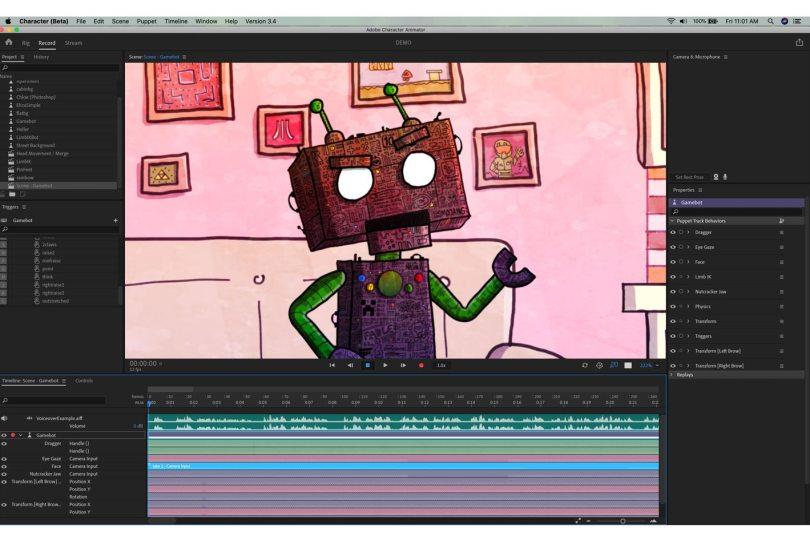 Adobe Character Animator 2021 v4.4.0.44 Crack Plus Activation Key