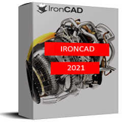 IRONCAD Design Collaboration Suite 2021 Crack + Keygen Download