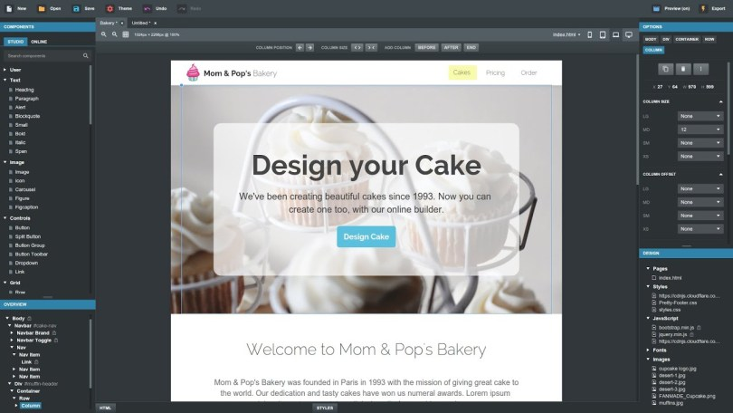 Bootstrap Studio 5.5.4 Crack With Activation Key Free Download 2021 [ LATEST ]