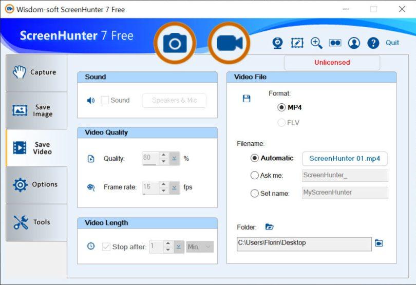 ScreenHunter 7.0.401 Crack Plus Activation Key Full Torrent Download 2021