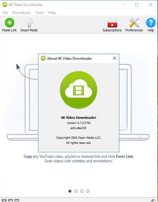 4K Video Downloader 4.16.4.4300 Crack + License Key Download [ 64-bit ]