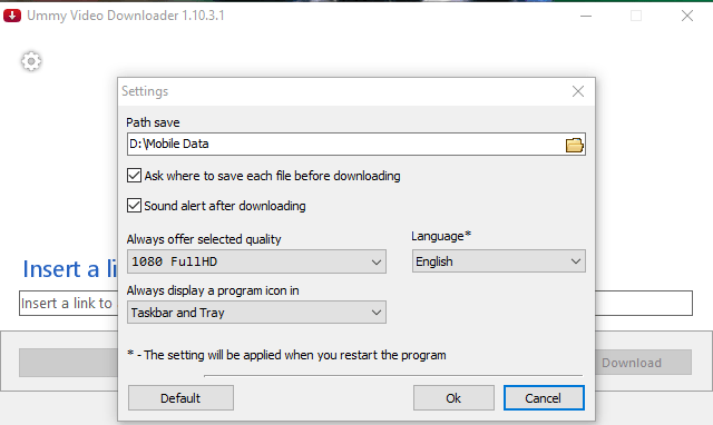 Ummy Video Downloader 1.10.10.9 Crack + License Key Download [ LATEST ]