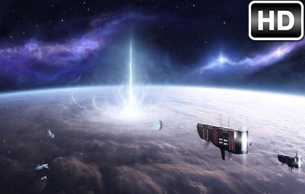 Space Galaxy Wallpaper HD New Tab Themes Free Addons