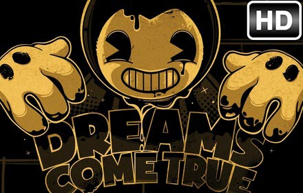 Bendy And The Ink Machine New Tab Themes Free Addons