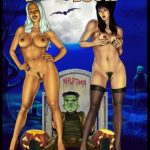 Milftoon – Fright Night